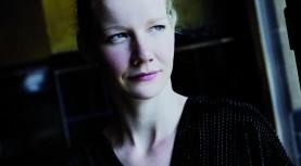 Gros Pan sur Sandra Hüller