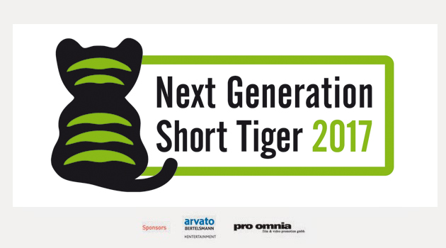 Next Generation Short Tiger 2017 – Films d'écoles