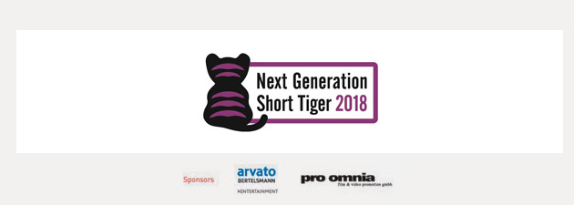 Next Generation Short Tiger 2018 – Films d'écoles