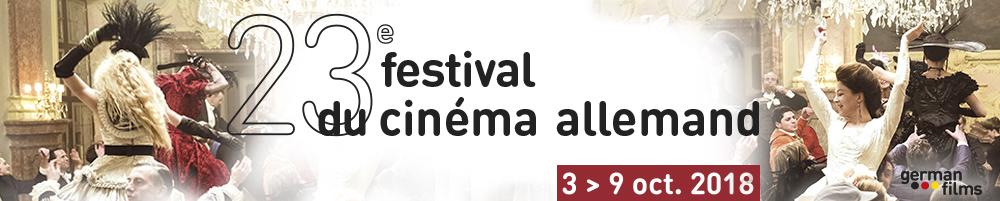 Festival du Cinéma Allemand de Paris du 4 au 10 octobre 2017